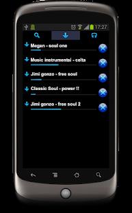 Free music download - StraussMP3+ 10.7 Screenshots 2