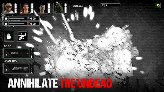 Zombie Gunship Survival MOD (No Overheating) 6