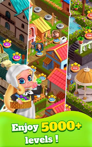 Bubble Shooter Princess Pop - Balloon & Ball Blast 5.3 screenshots 15