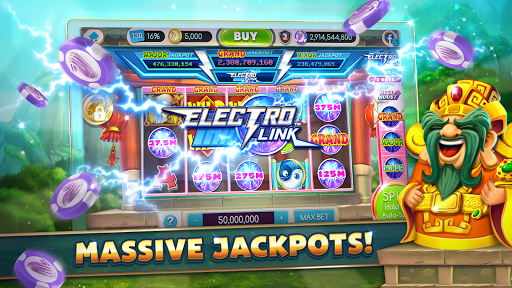 myVEGAS Slots - Las Vegas Casino Slot Machines 3.7.2 screenshots 2