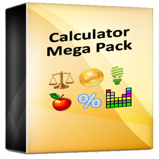 Calculator Mega Pack Tablet For PC Windows (7, 8, 10 and 10x) & Mac Computer