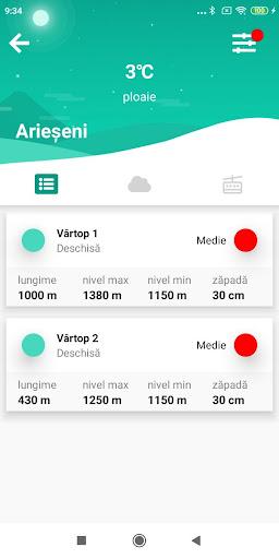 slopes info screenshot 2
