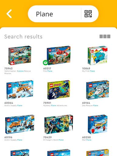 LEGOu00ae Building Instructions 2.1.0 screenshots 16