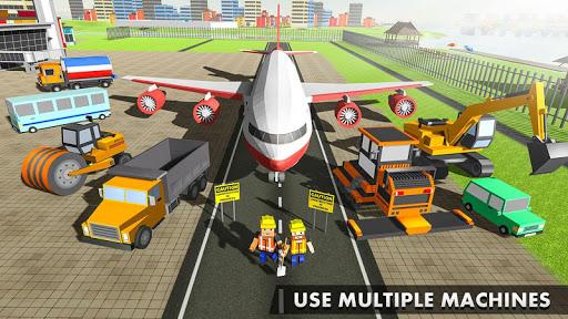 vegas city runway - build and craft screenshot 3
