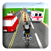 Highway Dash 3D - Speed Street Bike Moto Racing