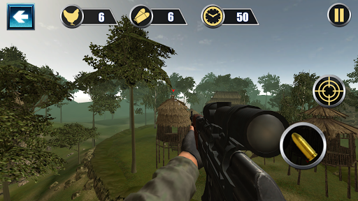 Chicken Shoot II Sniper Shooter 1.1.6 screenshots 5