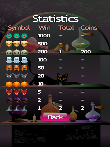 Spooky Slot Machine: Casino Slots Free Bonus Games 2.3.3 8