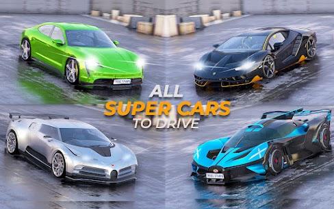 Süper Araba Simülatörü 2020: Şehirde Araba Oyunu Apk Son Sürüm 2021 4