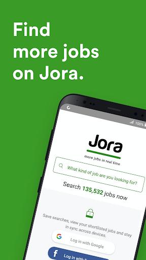 Jora Jobs - Job Search, Vacancies & Employment 2.26.1 (4431) Screenshots 1