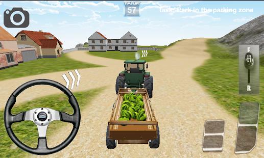 Tractor Farming Simulator screenshots 8