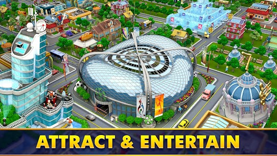 Mayor Match: Town Building Tycoon Mod Apk (Endless Lives/Boosters) 4