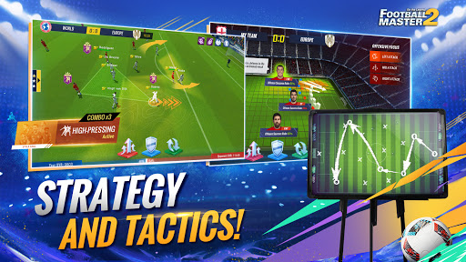 Football Master 2 1.0.12 screenshots 2