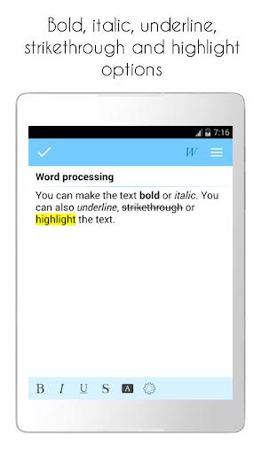 Keep My Notes - Notepad, Memo and Checklist modavailable screenshots 14