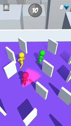 Hide Seek Find 3D - Free Hiding Seeker Games 2021 0.6 screenshots 1