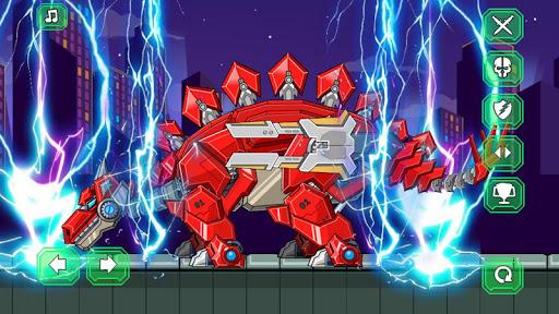 Assemble Robot War Stegosaurus 3.5 screenshots 1