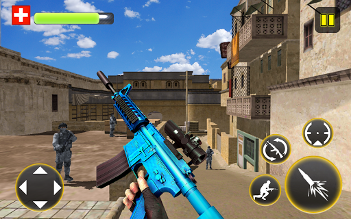 Advance Shooting Game - FPS Sniper Games 1.0 Screenshots 5