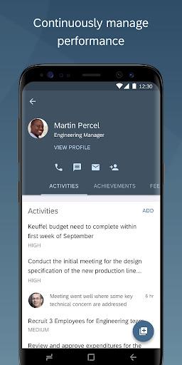 OLD SuccessFactors 6.20 Screenshots 7