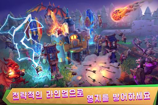 Castle Clash: uae38ub4dc ub85cuc584 1.8.1 screenshots 8