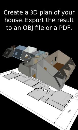 Floor plan - Home improvements in AR - Wodomo 3D 01.03.02 Screenshots 2