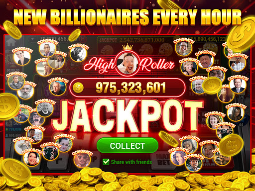 HighRoller Vegas - Free Slots & Casino Games 2020 2.2.26 screenshots 17