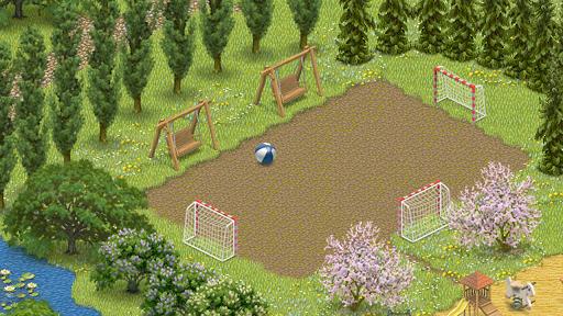 inner garden: play garden screenshot 1