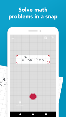 Photomath App Download For maths Question Solution