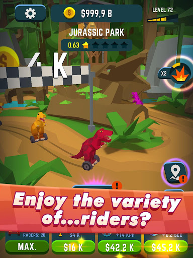Idle Race Rider u2014 Car tycoon simulator 0.4.16 screenshots 13