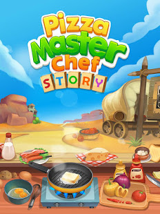 Pizza Master Chef Story