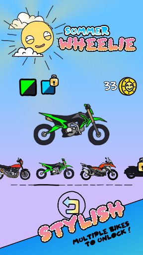 Summer Wheelie 1.36 screenshots 2