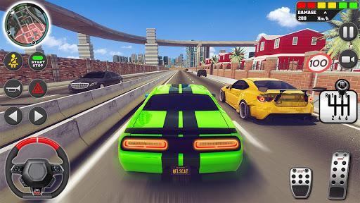 City Driving School Simulator: 3D Car Parking 2019 android2mod screenshots 5