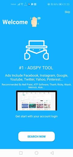 Foto do BigSpy - Facebook Ads Analytics & Business Manager
