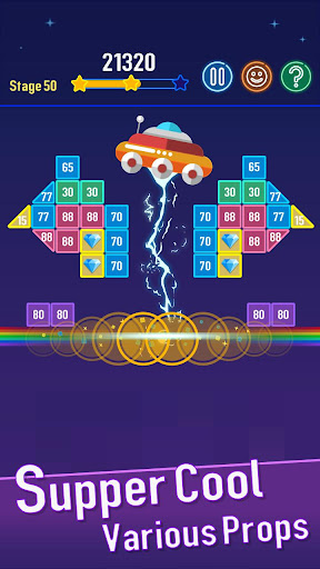 Balls Bricks Breaker - Galaxy Shooter apkdebit screenshots 18