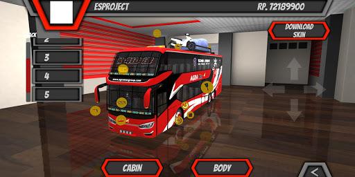 ES Bus Simulator ID Pariwisata 1.6.4 Screenshots 1