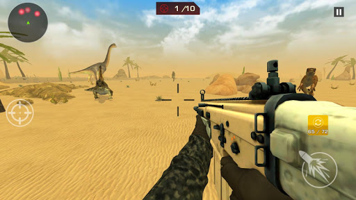 Dinosaur Hunt - New Safari Shooting Game 7.0.6 screenshots 2