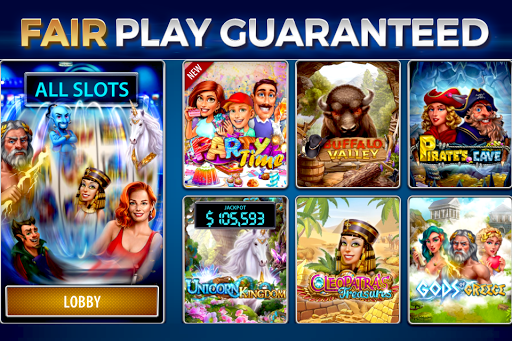 Vegas Casino & Slots: Slottist 40.5.0 screenshots 1