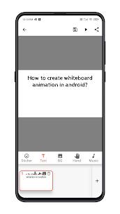 Benime v5.4 MOD APK – Whiteboard animation creator 2