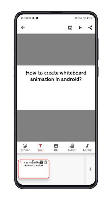 Benime - Whiteboard animation creator  poster 1