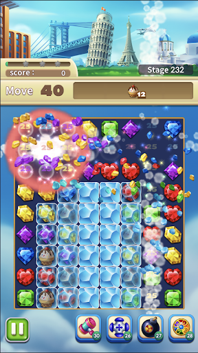 Jewels World POP : Puzzle Master 2021 1.0.7 screenshots 24