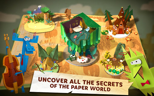 Paper Tales Free 1.201207 Screenshots 12