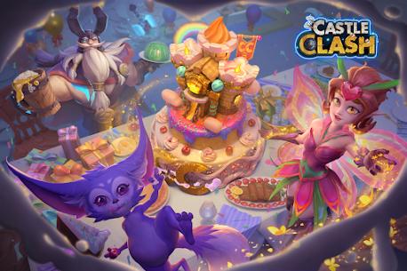 Castle Clash APK MOD 1.9.5 (Unlimited Money/Resources) 1
