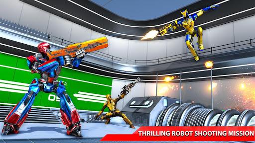 Counter Terrorist Robot Shooting Game: fps shooter 1.11 Screenshots 3