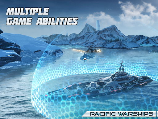 Pacific Warships: World of Naval PvP Warfare  screenshots 14