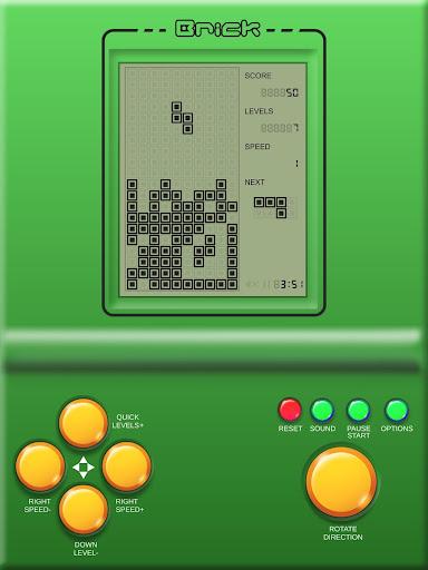Brick Game : Retro Classic Brick  screenshots 9