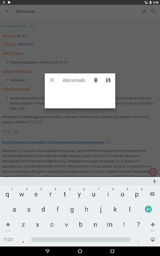 AHFS Drug Information (2021) 3.5.14 Screenshots 10
