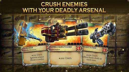 Warhammer 40,000: Space Wolf screenshots 23