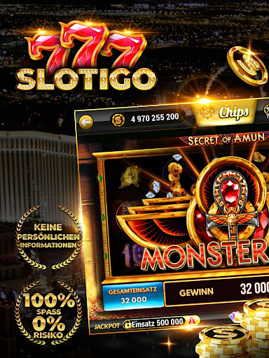 Slotigo - Online-Casino, Spielautomaten & Jackpots 4.8.50 screenshots 11
