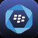 """"""" BlackBerry Hub+サービス"""""""