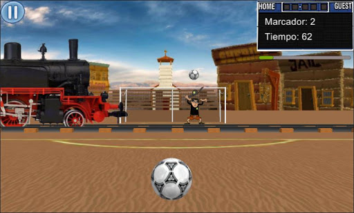 Kick Ball Challenges 19 screenshots 1