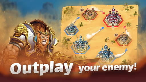 Million Lords: Kingdom Conquest - Strategy War MMO 2.4.7 screenshots 4