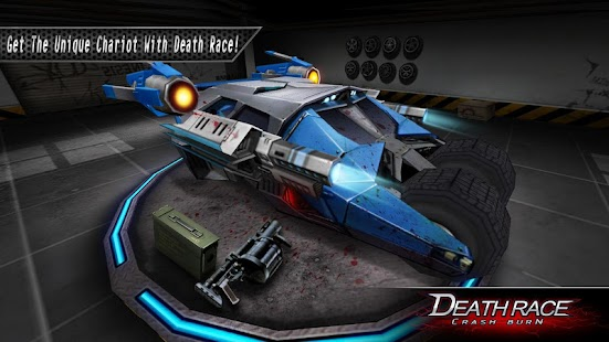 Fire Death Race:Crash Burn Screenshot